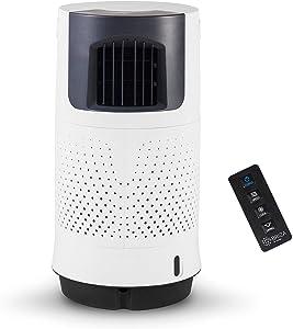 Briza - Air Cooler - Evaporative Air Cooler - Portable Air Cooler - Swamp Cooler - Air Cooler Fan - Portable Swamp Cooler - Purifies Air