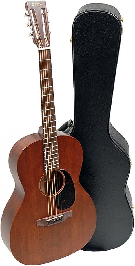 Martin 000 – 15SM 12 Fret Caoba cabezal de ranurado guitarra ...