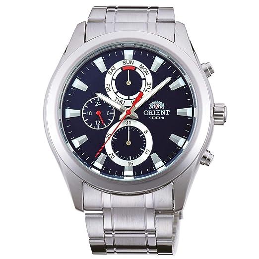 Amazon.com: Orient FUY07001D0 - Reloj deportivo de cuarzo ...