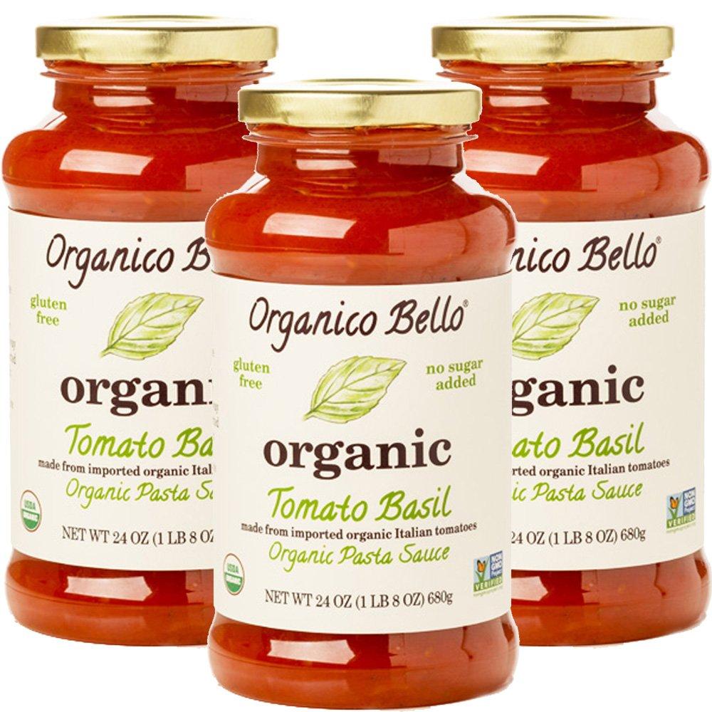 Organic Gourmet Pasta Sauce