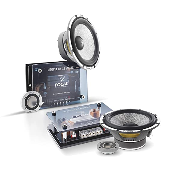 Amazon com: Focal KIT 165WRC 6-1/2