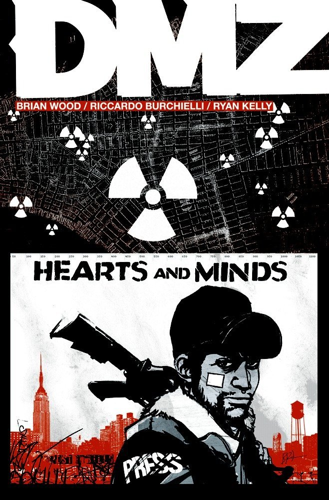 DMZ Vol. 8: Hearts and Minds PDF