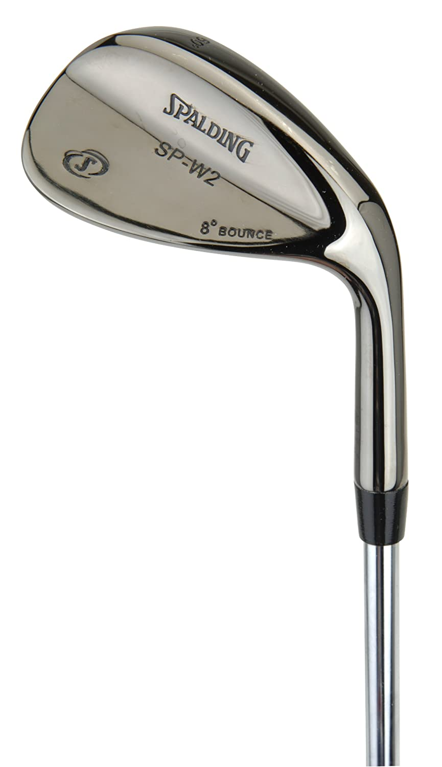 Spalding SP-W2 - Lob wedge de golf (acero inoxidable, gun ...