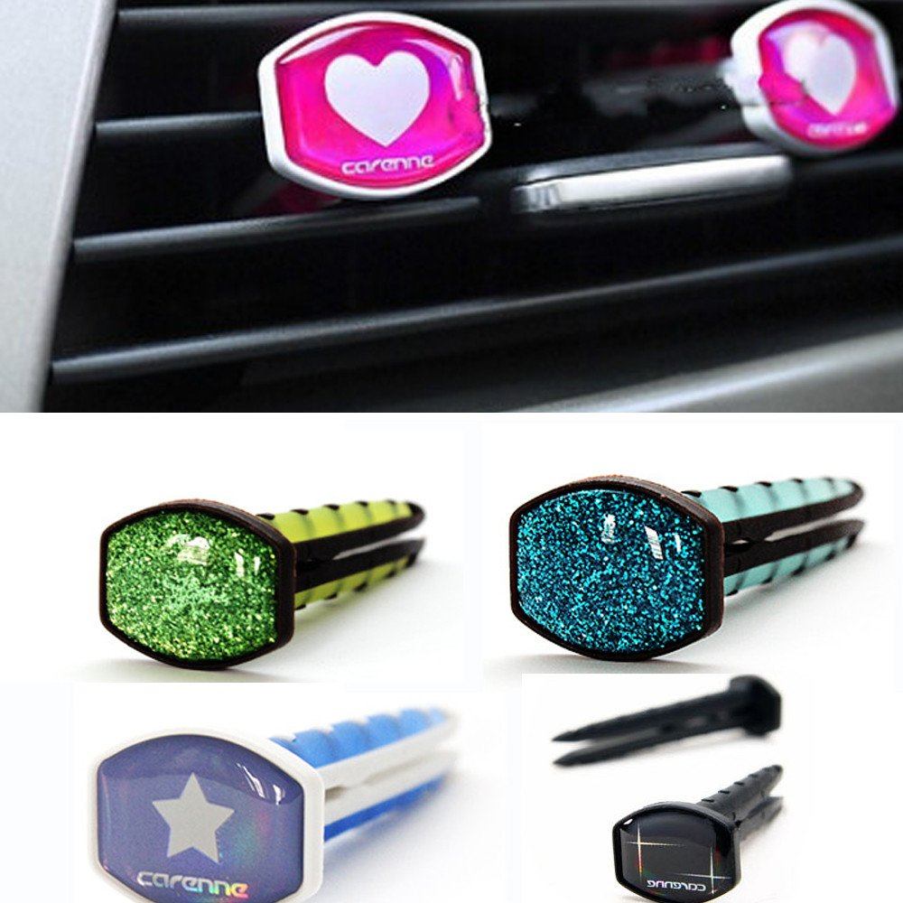 Car Freshener Clip Air Freshener Diffuser Variety Of T-type Solid Style Car Decoration Gessppo