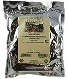 Starwest Botanicals Organic Cayenne Powder 90K H.U. 1lb