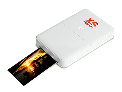 Xsories Pixprint - Impresora fotográfica portátil Wi-Fi ...