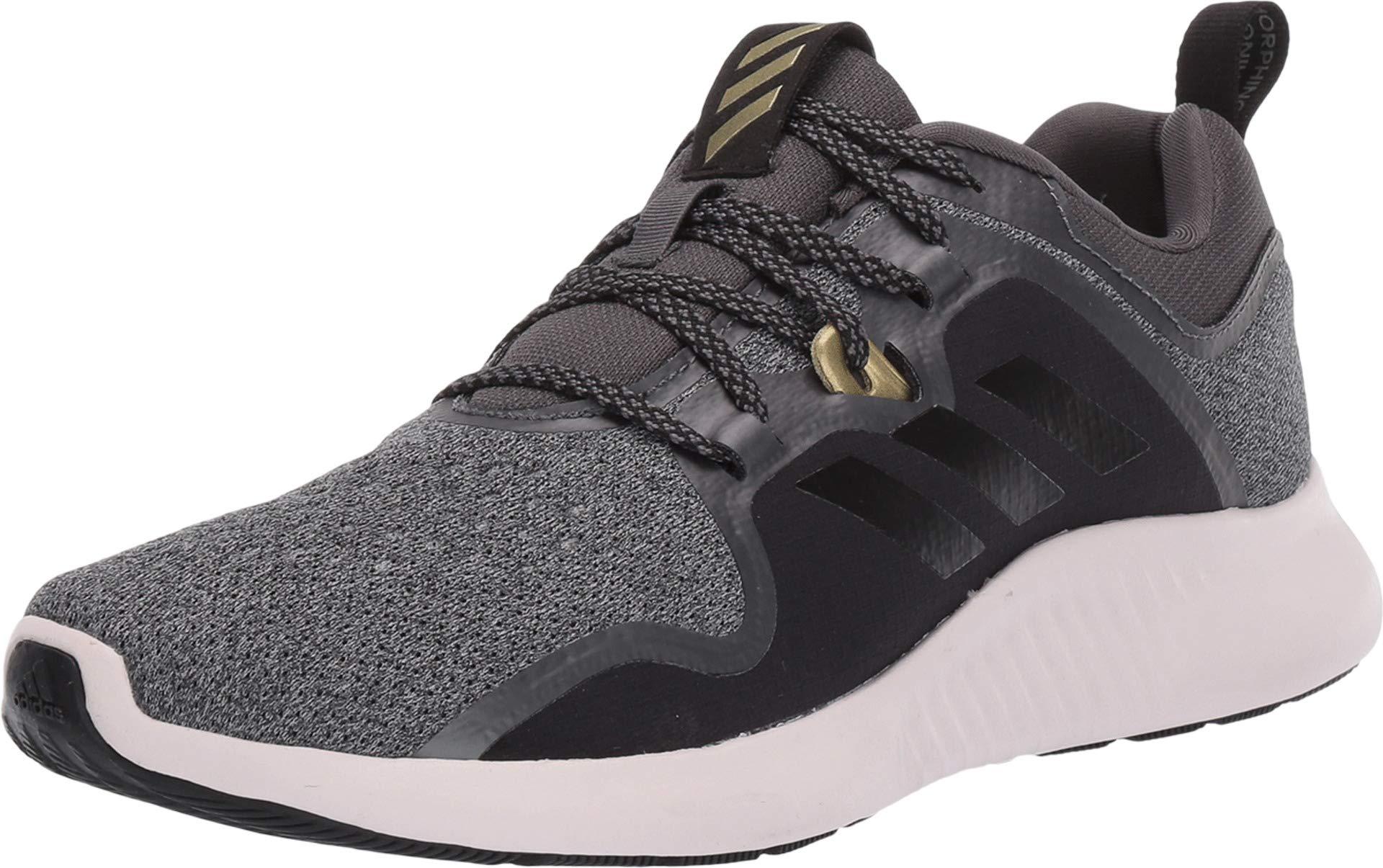 adidas Running Women's Edgebounce Core Black/Core Black 5 B US by adidas (Image #1)
