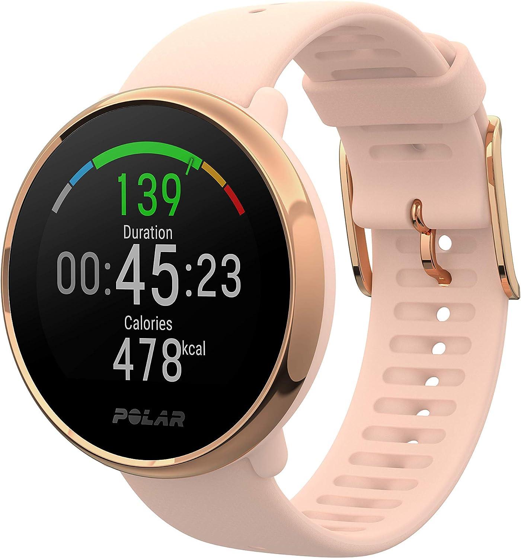 Erwachsene Ignite Wasserdichte GPS-Fitnessuhr Polar Unisex/