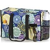 Stephanie Dawn Messenger Gigi Green Quilted Handbag USA 10010-009
