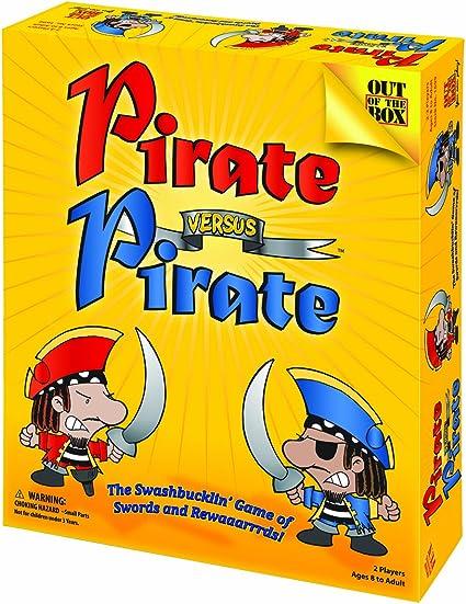 Pirate Versus Pirate - The Swashbucklin Game of Swords and Rewaaarrrds