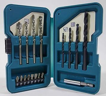 Makita D-40200 - Estuche con puntas y brocas: Amazon.es: Bricolaje y herramientas
