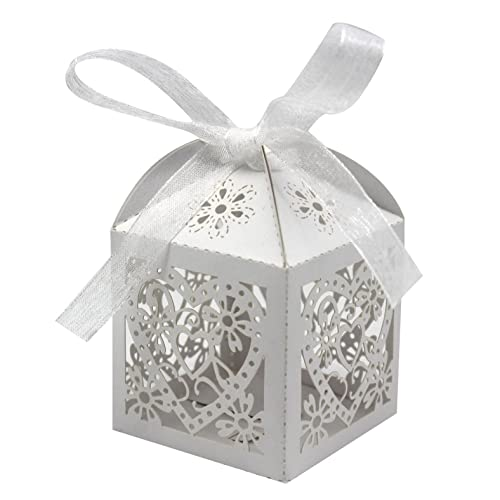 Gift Boxes For Weddings: Wedding Favor Boxes: Amazon.com