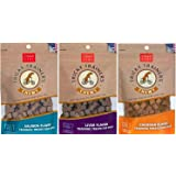 Cloud Star Chewy Tricky Trainers 3 Flavor Variety Pack 14oz each. 1 Cheddar, 1 Liver, 1 Salmon