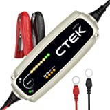 CTEK - 40-206 MXS 5.0 Fully Automatic 4.3 amp Battery Charger and Maintainer 12V (40-206)