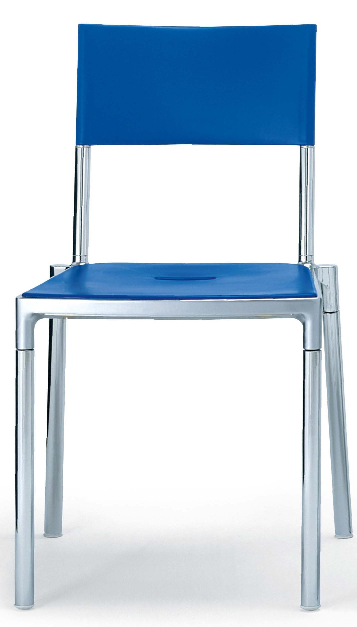 Segis USA Blitz Stacking Side Chair, Spa
