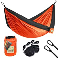 Deals on Lattcure Double Camping Hammock