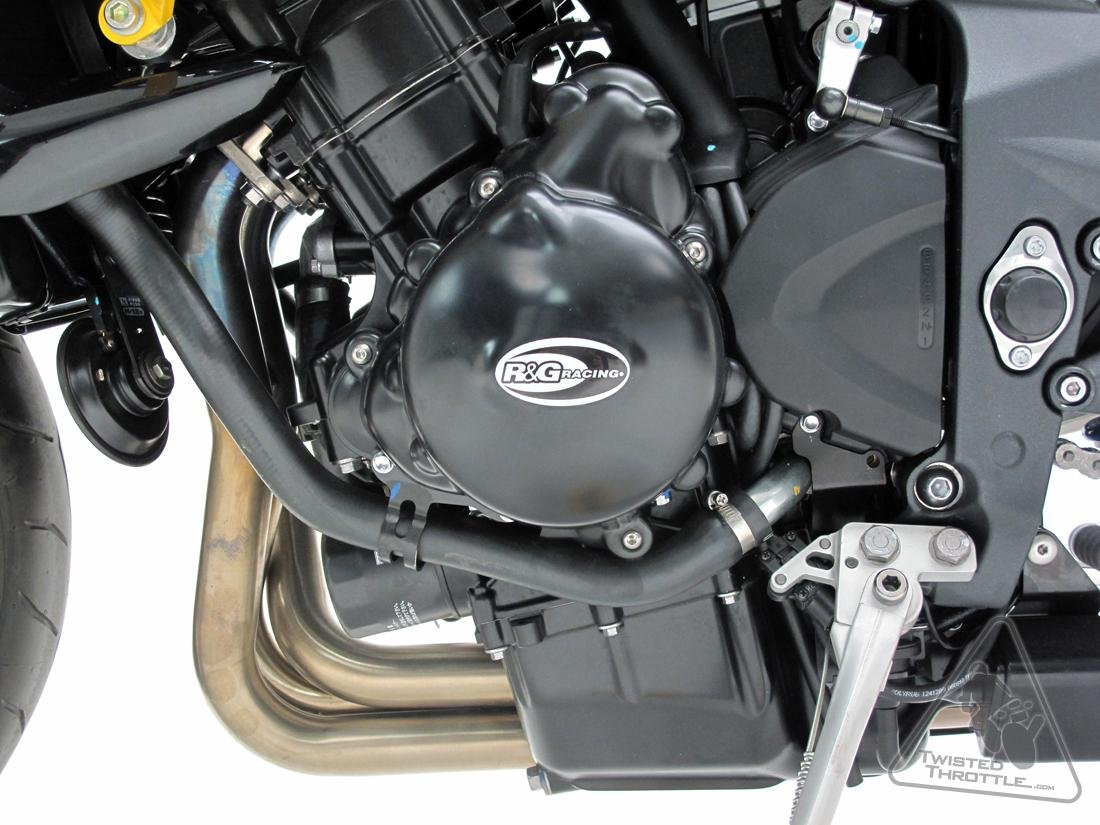 R&G Engine Case Cover Kit for Triumph Speed Triple S '16, Speed Triple R '16 & Tiger 1050 Sport '16