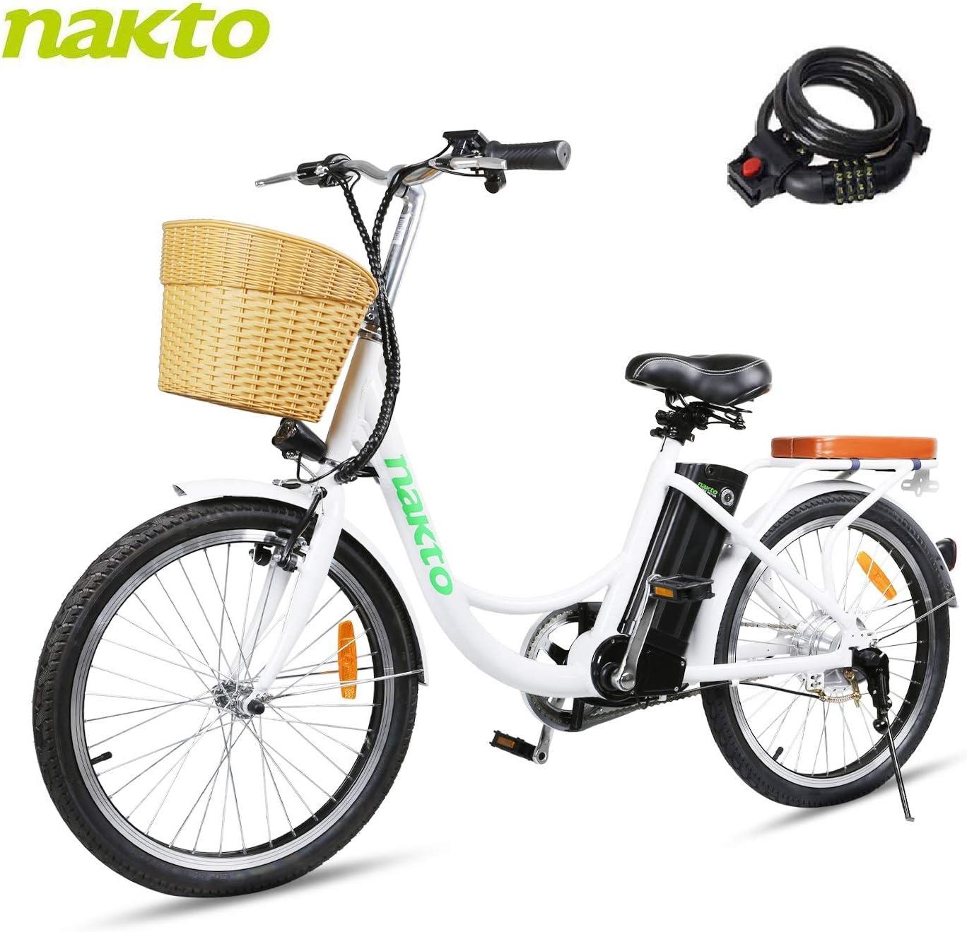 22 inch City Electric Bike