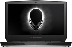 Alienware FHD 15.6-Inch Gaming Laptop (Intel Core i7 4710HQ, 16 GB RAM, 1 TB HDD + 128 GB SSD, Silver and Black) NVIDIA GeForce GTX 970M with 3GB GDDR5
