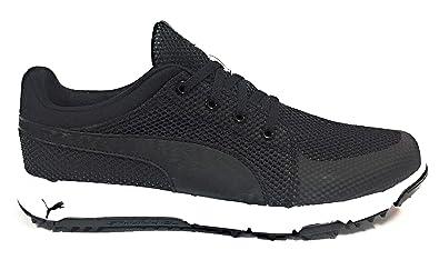 cabce963f6f0c3 PUMA Mens Grip Sport Tech Golf Shoes (Variety Size) (9