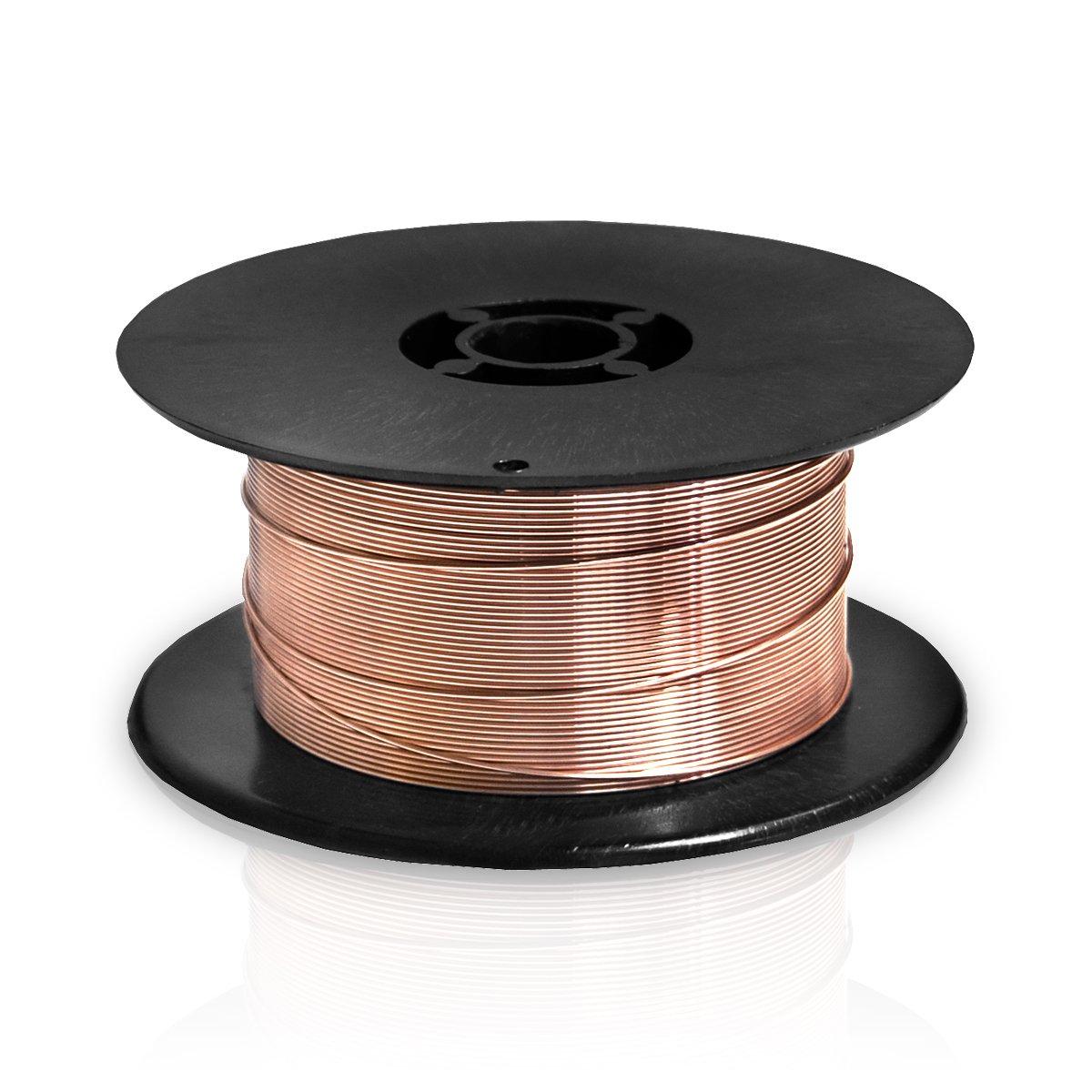 Berlan Schweißdraht Ø 0,8 mm für MIG / MAG Schweißgerät: Amazon.de ...