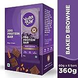 Yogabar 20 gram Protein Bar Cranberry Blast - 6 x 60 g (Single Pack)