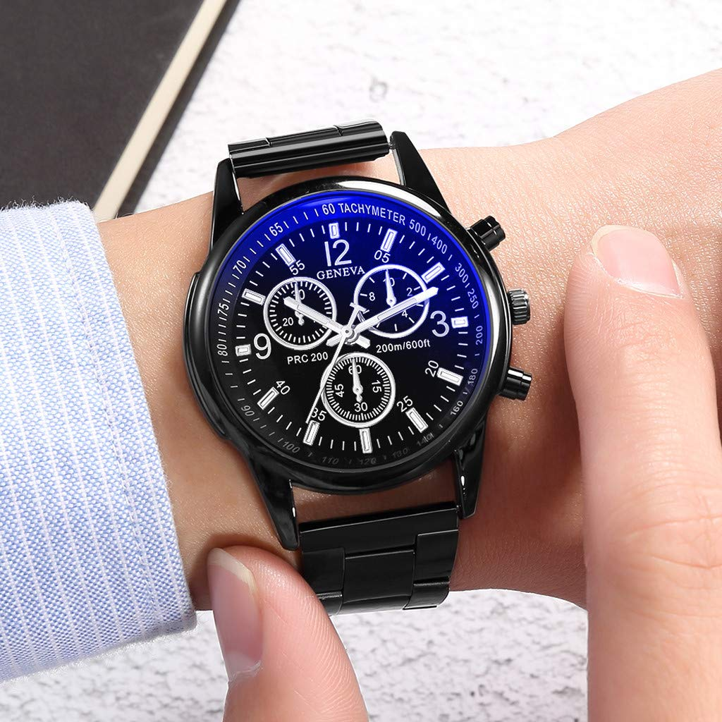 Amazon.com : XBKPLO menluxury menswiss Movement Citizen watcheswatch quartzhamilton quartzquartz menchronograph menwatch quartzseiko watchskeleton g Shock ...