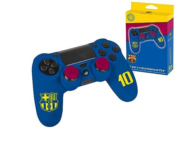 Funda protectora de silicona para mando PS4 - Carcasa blanda ...