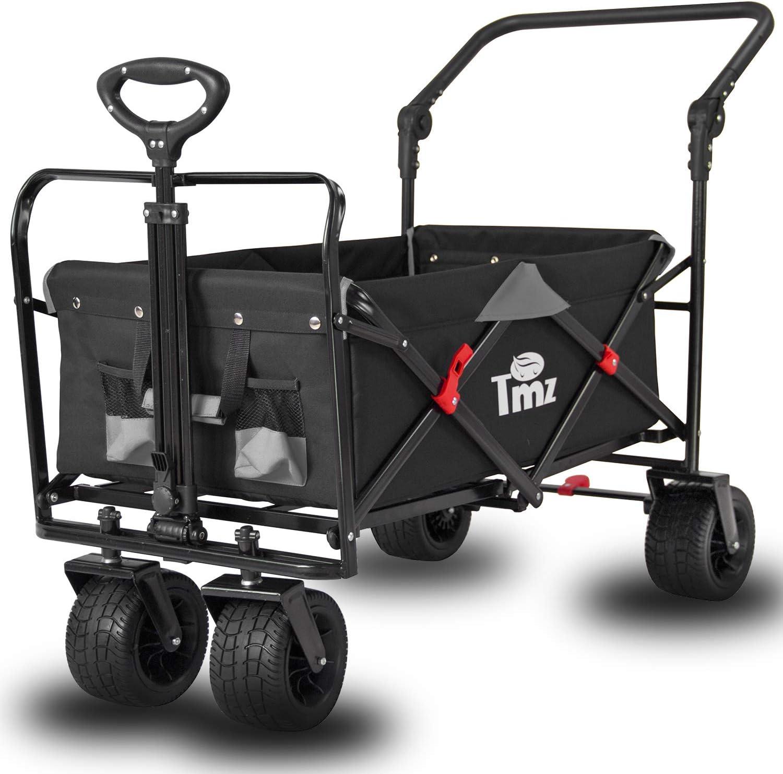 TMZ All Terrain Utility Folding Wagon