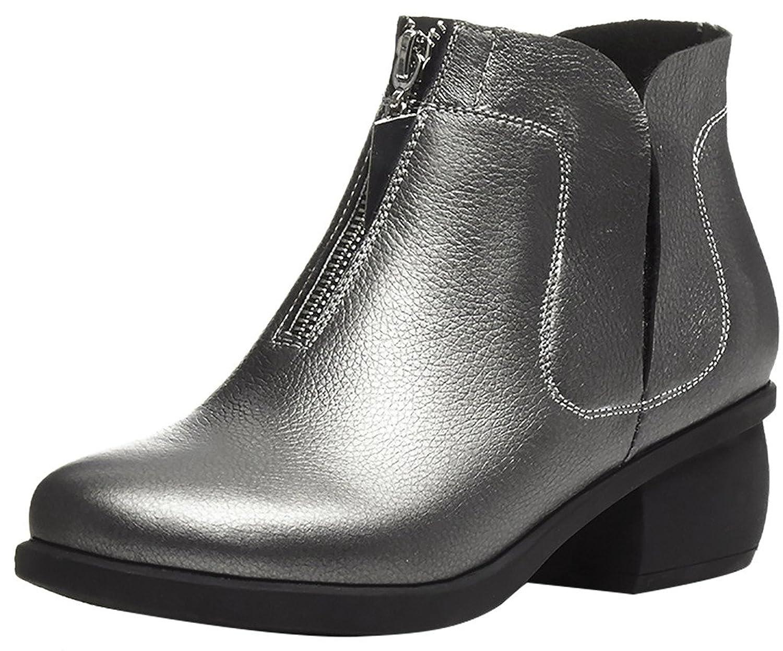 ELEHOT Womens Eleflour 4.5CM low-heel Boots