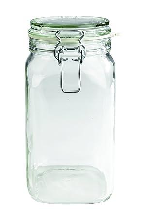 Mäser, Serie Gothika, Einmachglas 1.45 Liter, Vorratsgläser mit ...
