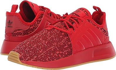 c1861d47 adidas Originals Kids Boy's X_PLR C (Little Kid) Scarlet 2.5 M US ...