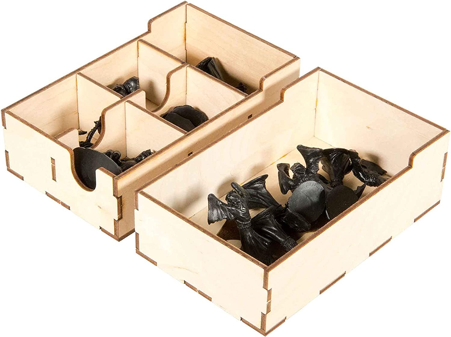 The Broken Token Ghostly Stories Box Organizer Compatible with Ghost Stories