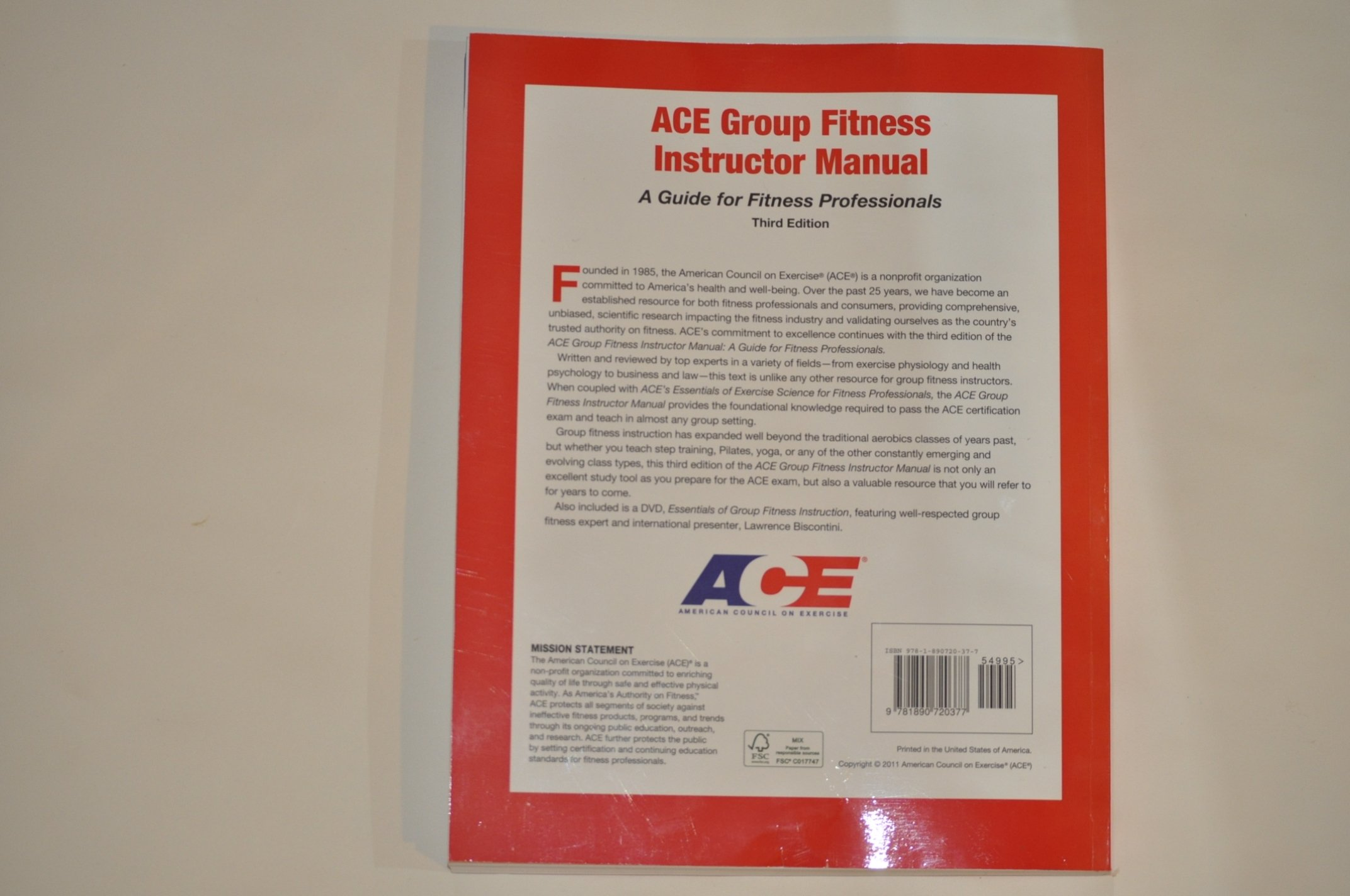 Group Fitness Instructor Manual Wcd A Guide For Fitness