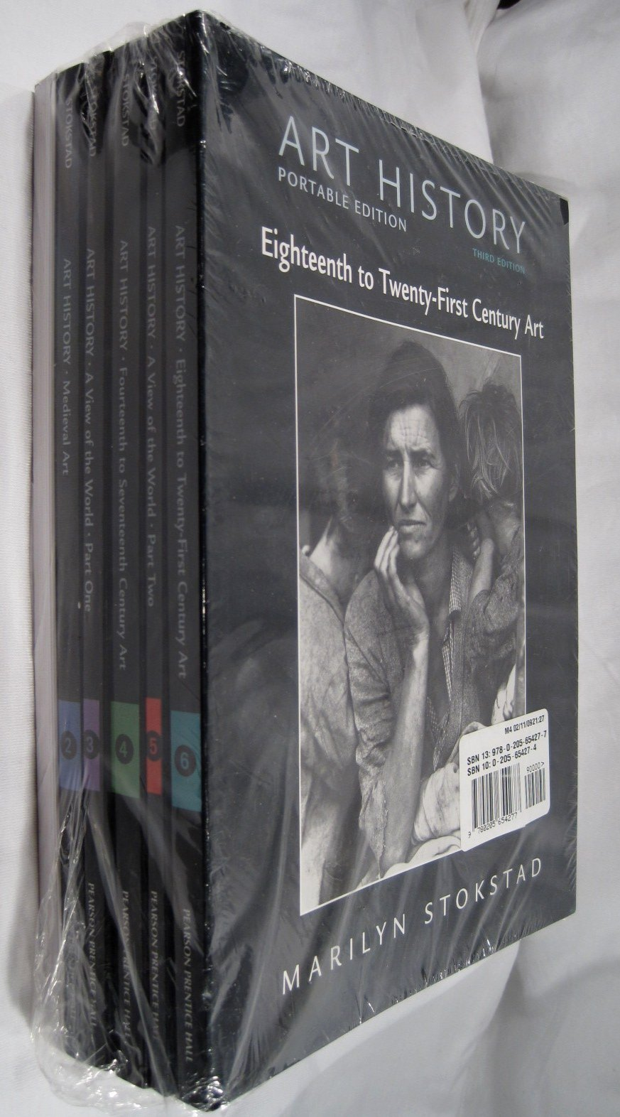 Art History Portable Edition, Third Edition (6 Volume Set) ebook