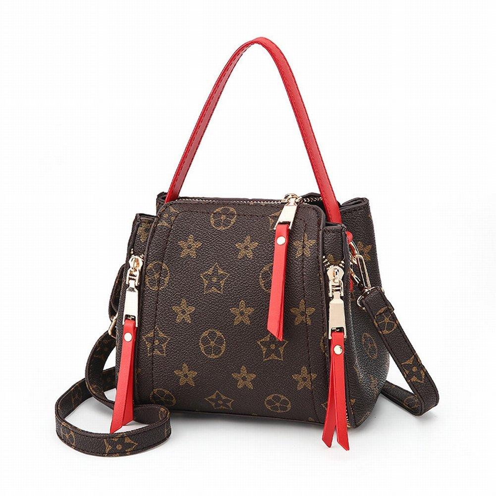 High-Volume-Mode Handtasche Handtasche Diagonal Alle Spiel Handtaschen , olivgrün schwarz