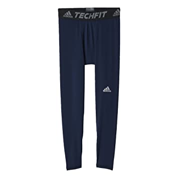 adidas shop de, adidas TechFit Base Tights Herren blau