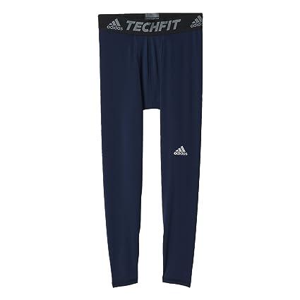 adidas Techfit Base, Pantaloni Aderenti da Uomo.: Amazon.it