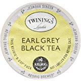 Twinings Earl Grey Tea Keurig K-Cups, 48 Count