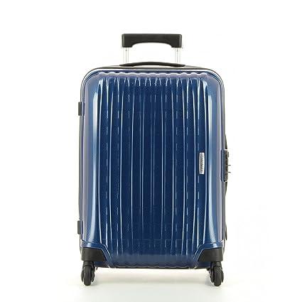 Samsonite Chronolite-Maleta cabina de pasajeros azul 55 cm ...