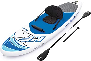 Bestway Hydro-Force Oceana - Tabla inflable de paddle suft con ...