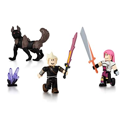 Roblox Action Collection - Swordburst Online Game Pack [Includes Exclusive Virtual Item]: Toys & Games