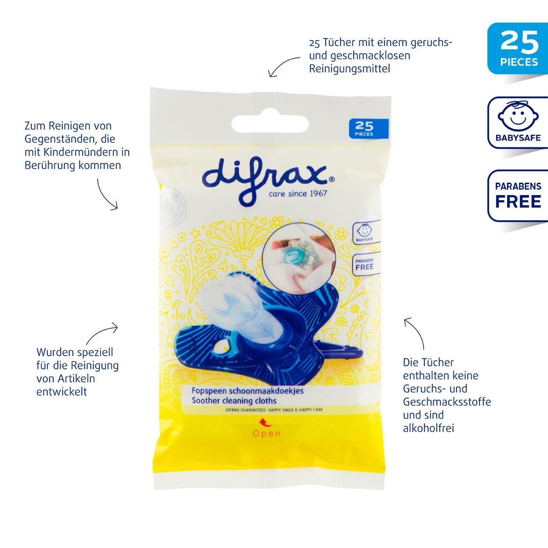 Difrax tetinas 459 bebés y juguetes: Amazon.es: Bebé