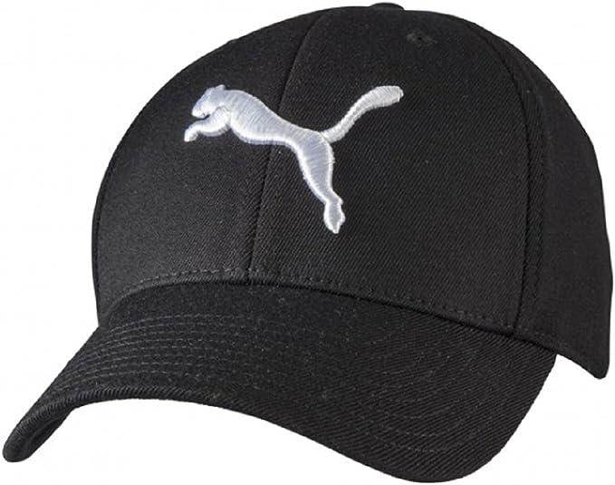 Puma Men/'s Stretch Fit Cap Black