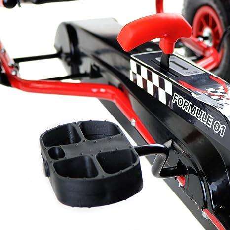 Amazon.com: NUEVO carro para niños Pedal Go Kart Pedal Go ...