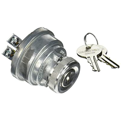 Cole Hersee 956-3125-BX Ignition Switch (3 Position): Automotive