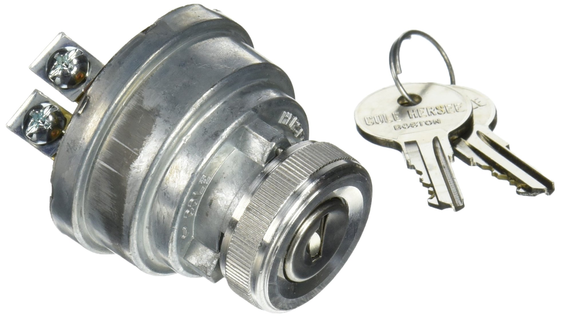 Cole Hersee 956-3125-BX Ignition Switch (3 Position) by Cole Hersee