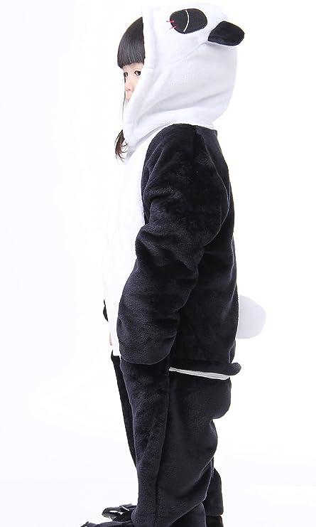 Amazon.com: iLoveSIA Childrens Pajamas Animal Onesie Panda size M Fit Height 110-120cm Age From 4-6 Years: Clothing