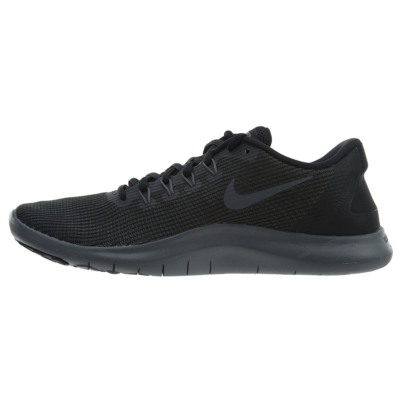 NIKE B(M) Women's Flex RN 2018 Running Shoe B075ZYXHTZ 5.5 B(M) NIKE US|Black Dark Grey Anthracite 668f9c
