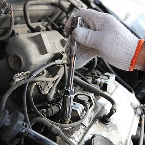 Sonate et Citro/ën Pour BMW lennonsi Toyota 14 mm Cl/é /à bougie dallumage 12 pans